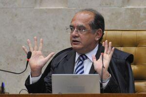 Gilmar Mendes autorizou abertura de novo inquérito para investigar o senador Aécio Neves