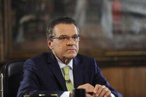 A PGR denunciou ao Supremo Tribunal Federal o ex-ministro do Turismo Henrique Eduardo Alves (PMDB-RN), sob suspeita de lavagem de dinheiro e evasão de divisas