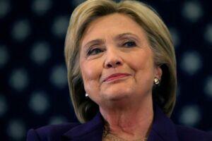 Hillary Clinton disse que a retórica de Donald Trump é marcada por ódio
