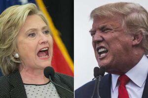 Hillary e Trump voltam a Washington buscando unidade em seus partidos