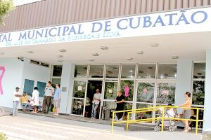 Segundo o secretário municipal de Saúde, Benjamin Lopez, 75% da população  de Cubatão não têm convênio e dependem exclusivamente do sistema público