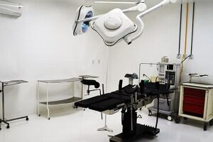 O Hospital e Maternidade Municipal na última década passou por intervenções