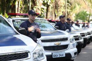 Os veículos da GM serão utilizados para reforçar o patrulhamento nos bairros, em especial na Zona Noroeste