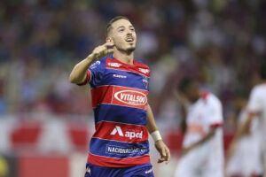 Jean Mota está próximo de se transferir para o Santos FC