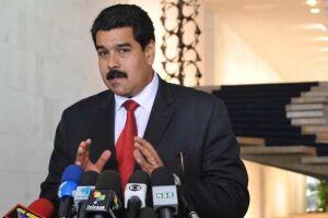 Nicolás Maduro acusa o Parlamento de usurpação de poderes