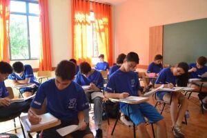 As provas da primeira fase da Olimpíada de Matemática têm 20 questões objetivas e ocorrem nas próprias escolas