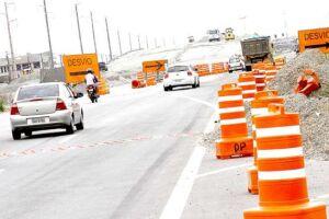 Padre Manoel da Nóbrega terá interdições totais para construção de viaduto