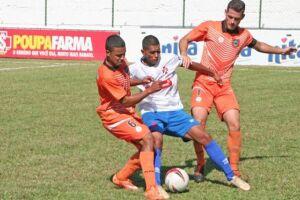 Neste sábado, a equipe do técnico Ricardo Costa venceu o Mantinqueira por 2 a 1, em Guaratinguetá