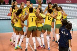Brasil vence a 3ª seguida no Grand Prix