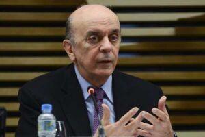 O ministro José Serra disse, na Fiesp, que as escolhas feitas pelo governo Temer para a direção da Petrobras, Banco Central e BNDES desencadearam um fator de credibilidade perante os agentes econômicos