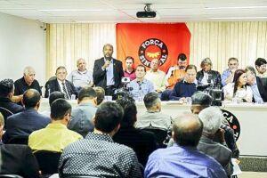Proposta foi apresentada ontem aos trabalhadores na sede da Força Sindical, em São Paulo