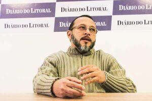 Francisco Erivan Pereira, presidente do Sintrammar