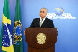 Michel Temer fará uma reunião com todos os governadores para negociar uma solução para a dívida dos estados