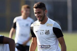 Thiago Maia espera um bom resultado da equipe para seguir crescendo na tabela