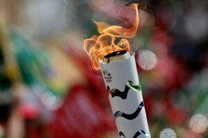 São Vicente está entre os 329 dos 5.570 municípios brasileiros escolhidos para receber a tocha olímpica