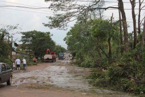 Cidade de Marechal Cândido Rondon foi atingida por um tornado em 2015