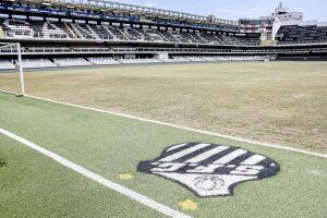 Proibição de uso do efetivo da PM de Santos em jogos  pode colocar em xeque partidas dentro da Vila Belmiro