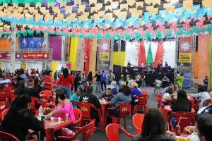 Este ano, serão 25 barracas com comidas típicas, todas de entidades beneficentes da cidade