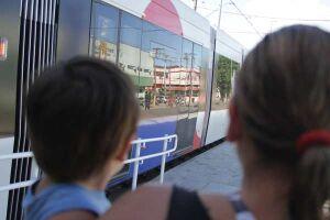 Integração do VLT com as linhas de ônibus metropolitanas começa dia 19