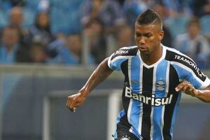 Walace, 21, do Grêmio, tem idade olímpica (sub-23)