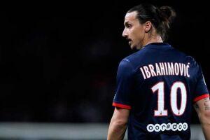 Ibrahimovic anuncia aposentadoria da seleção sueca e não vai disputar a Rio-16