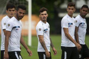 Santos realizará jogo-treino contra o Nacional-SP, no CT Rei Pelé