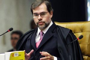 Dias Toffoli afirmou que a morte do ministro Teori Zavascki é para ele uma