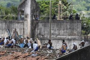 O efetivo das Forças Armadas vai atuar nas dependências de todos os estabelecimentos prisionais brasileiros