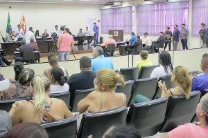 Em sessão extraordinária realizada ontem (31) na Câmara Municipal, os vereadores aprovaram o parcelamento da dívida com a Sabesp e refinanciamento de débitos
