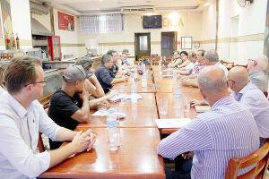 Grupo busca adesão de comerciantes e empreendedores da área central; reuniões acontecem uma vez por semana