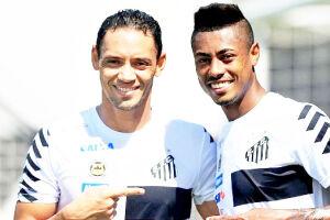 Dorival Júnior aposta na dupla para colocar um ponto final no jejum de vitórias e seca de gols