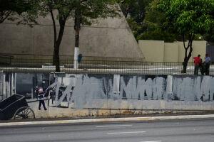 A liminar que impedia a prefeitura de São Paulo de apagar os grafites feitos nos muros da cidade foi derrubada