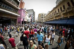Ele lembra que para a cidade de São Paulo, o carnaval não é um evento comercial