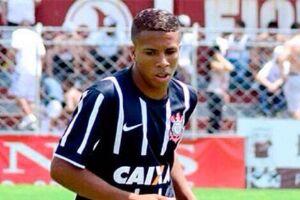 O atacante Caio Emerson, 18 anos, já não é mais atleta do clube
