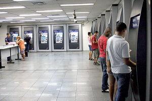 A Caixa abrirá 1.891 agências nos primeiros sábados após o início do cronograma mensal de liberação de saque