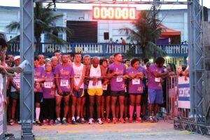 A maior corrida de praia da Cidade, a São Vicente Night Run está com inscrições abertas para os corredores e caminhantes