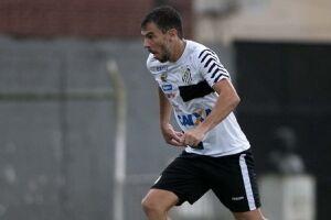 Donizete vai substituir Renato e fará sua estreia com a camisa do Santos neste domingo