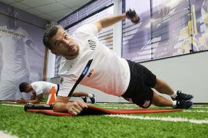 O volante Leandro Donizete não estará à disposição do técnico Dorival Júnior