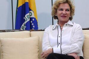 De acordo com boletim do Hospital Sírio-Libanês, em São Paulo, ela estava sem fluxo cerebral