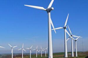 O Brasil subiu no ranking mundial de capacidade instalada de energia eólica
