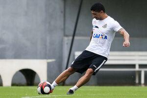 Renato será desfalque do Santos para o jogo contra o Red Bull Brasil