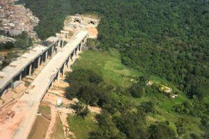 O juiz era responsável pelos processos de desapropriação de terrenos para a construção do Rodoanel Norte, no trecho que passa por Guarulhos