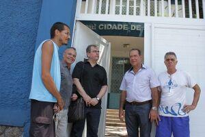 Moradores marcaram uma reunião para o dia 14 de março no Centro Comunitário que contará com a Polícia Militar