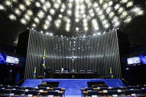 Senado Federal defendeu a tramitação da reforma da previdência, cuja suspensão foi pedida ao Supremo