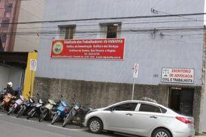 Sindicato dos Trabaalhadores Gráficos de Santos  é um dos mais antigos da Região
