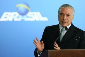O presidente Michel Temer disse que pediu auxílio a Odebrecht, mas negou ilegalidade