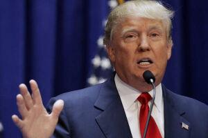 O presidente norte-americano Donald Trump fará hoje (28) seu primeiro pronunciamento em sessão conjunta do Congresso