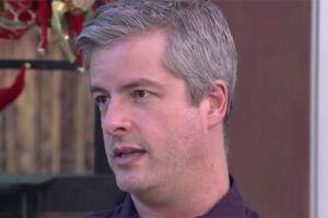 Victor falou com a reportagem pouco antes de embarcar em um avião no hangar particular do aeroporto de Pampulha (MG)