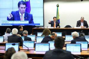 A Comissão Especial da Reforma da Previdência faz reunião deliberativa