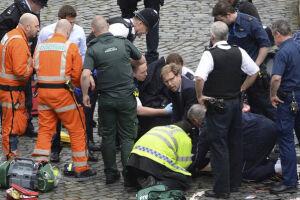 Doze pessoas ficaram feridas no ataque